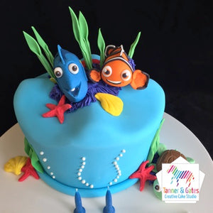 Finding Dory Cake