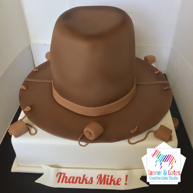 Outback Hat Cake