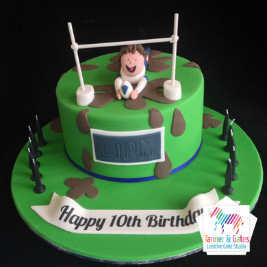Rugby Lover Cake
