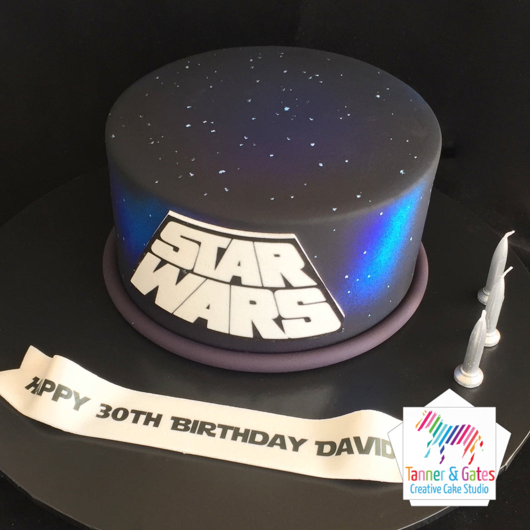 Star Wars Cakes - DIY