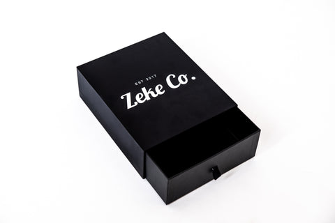 Zeke Co Underwear Box