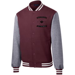 OFiveTwenty1 Fleece Letterman Jacket