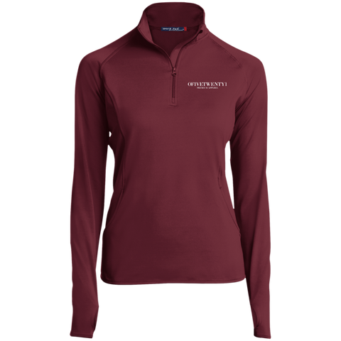 OFiveTwenty1 Women's 1/2 Zip Performance Pullover