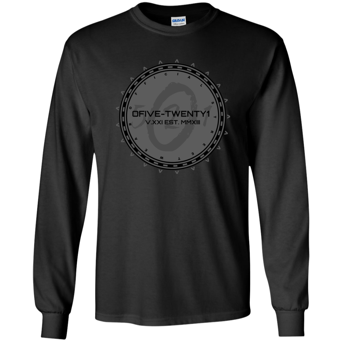 OFiveTwenty1 LS Ultra Cotton T-Shirt