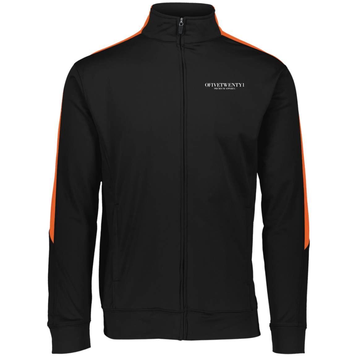 OFiveTwenty1 Performance Colorblock Full Zip