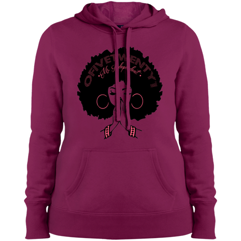 Ms. Independent Sport-Tek Ladies' Pullover Hooded Sweatshirt