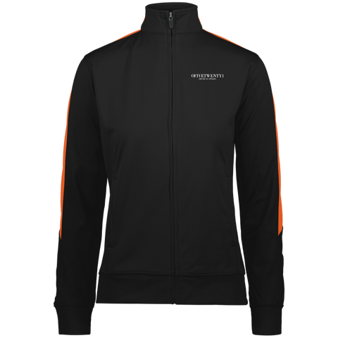 OFiveTwenty1 Ladies' Performance Colorblock Full Zip