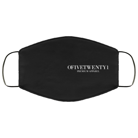 OFiveTwenty1 Custom Logo 4 Face Mask