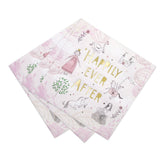 We Heart Fairytale Napkins