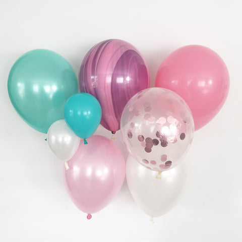 All That Glitters Range - 'Unicorn Dreams' Balloon Set