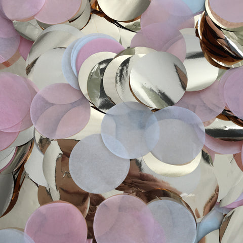 All That Glitters Range - 'You Make Me Blush' Giant Confetti