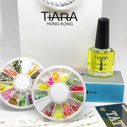 TIARA GIRLS - GOODIE BAGS