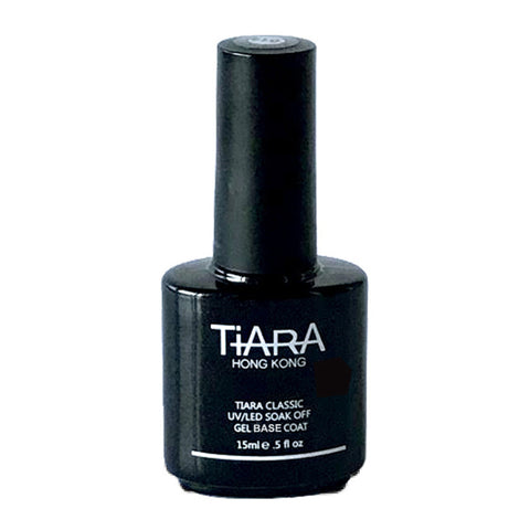 TiARA Classic Base Coat is the foundation for colour adhesion, extending the life of your manicure