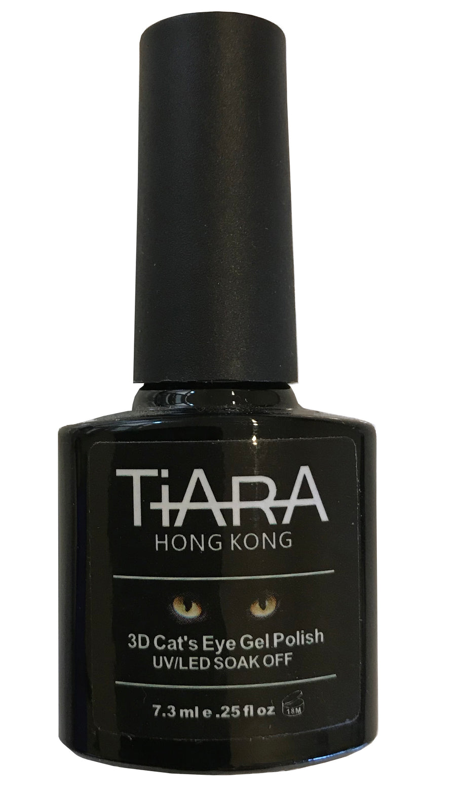 TiARA 3D CAT'S EYE GEL POLISH & MAGIC PLATE - 01