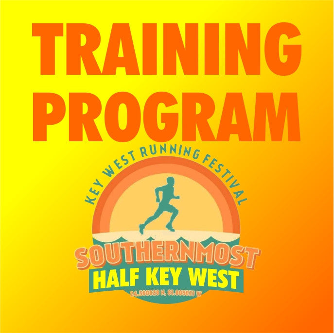 TRAINING PROGRAM - OCTOBER RACES - SOUTHERNMOST HALF KEY WEST