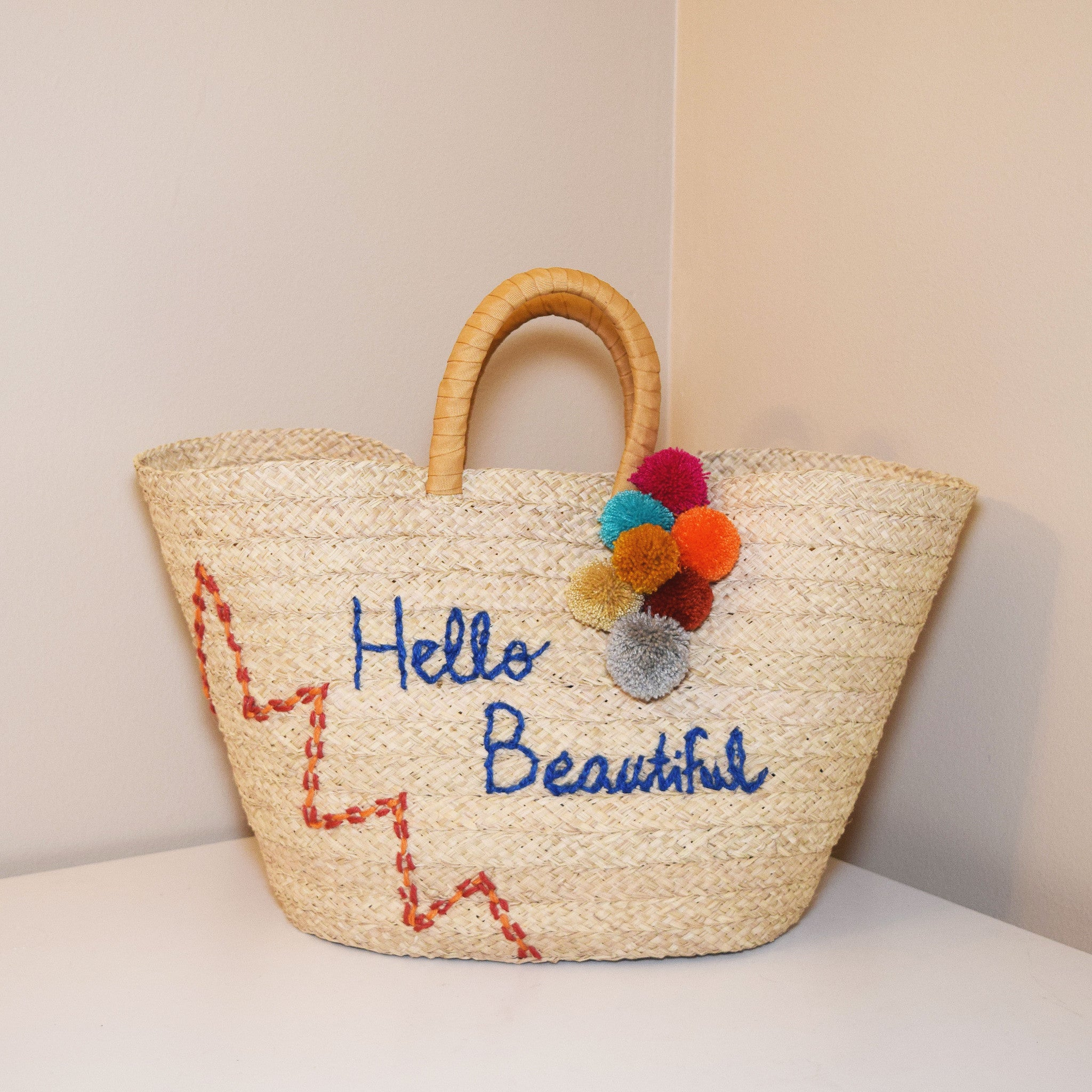 Customized Caribbean Basket