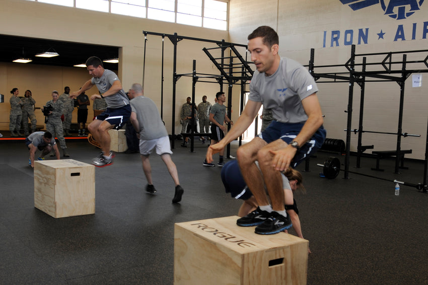 CrossFit Workout: Assessing the Readiness of Your Spine for Glute