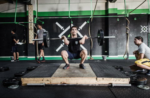 Thruster-CrossFit