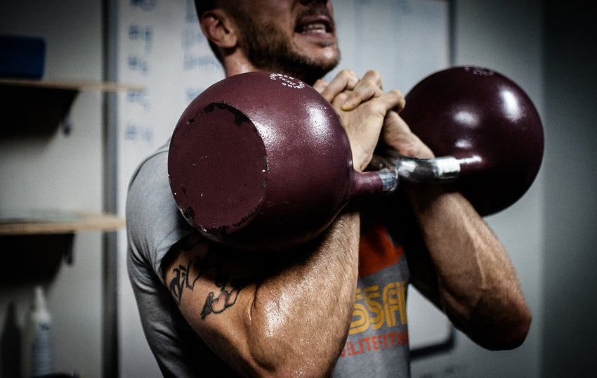 Kettlebell Thrusts