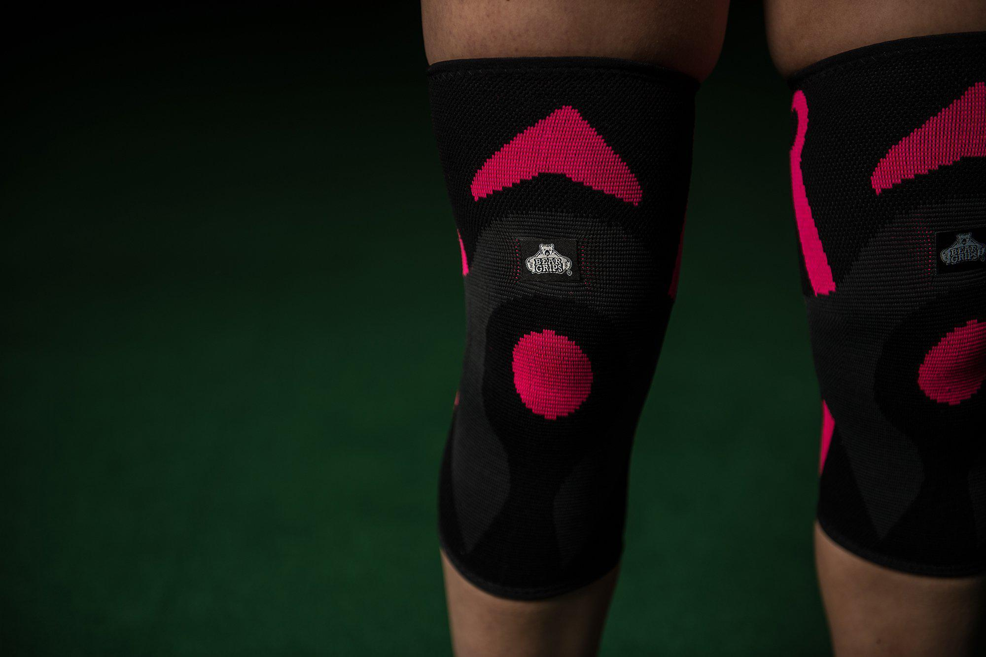 3mm Minimalistic Knee Sleeves-Knee Sleeves-BearGrips