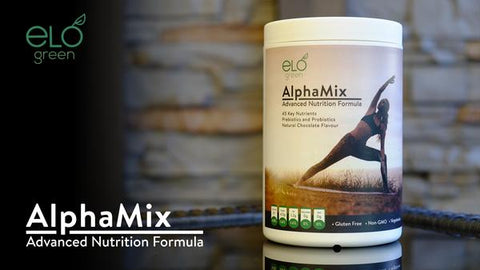 ELO Green Alphamix Advanced Nutrition Formula