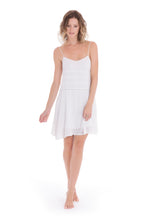 Maya Play Dress in White by KAYVALYA