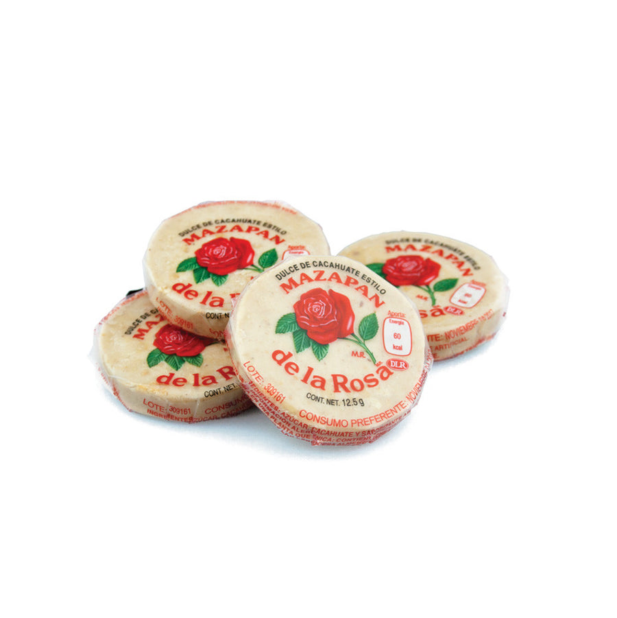 De La Rosa Mazapan Chico 60 Pieces per Box