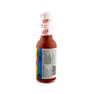El Yucateco Red Habanero Hot Sauce 4 fl. oz Bottle