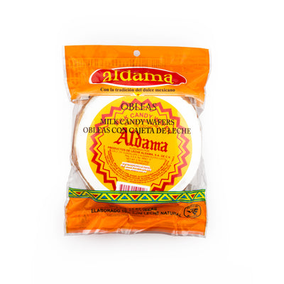 Aldama Obleas Large Size 5 Pieces per Pack