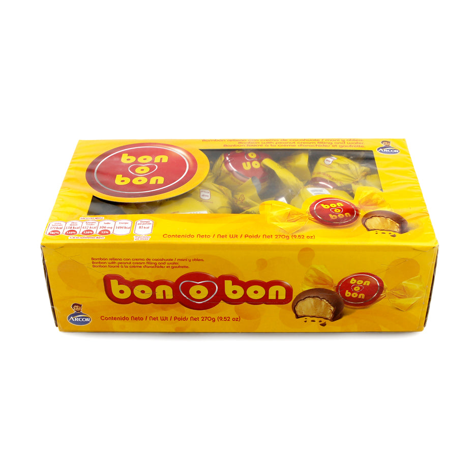 Arcor Bon-O-Bon Traditional Chocolates