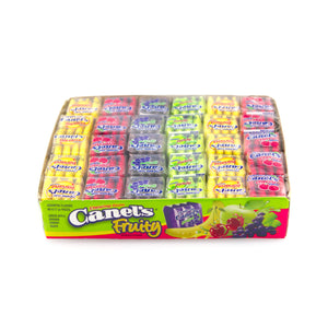 Canel's Fruity Chewing Gum 60 Count per Pack
