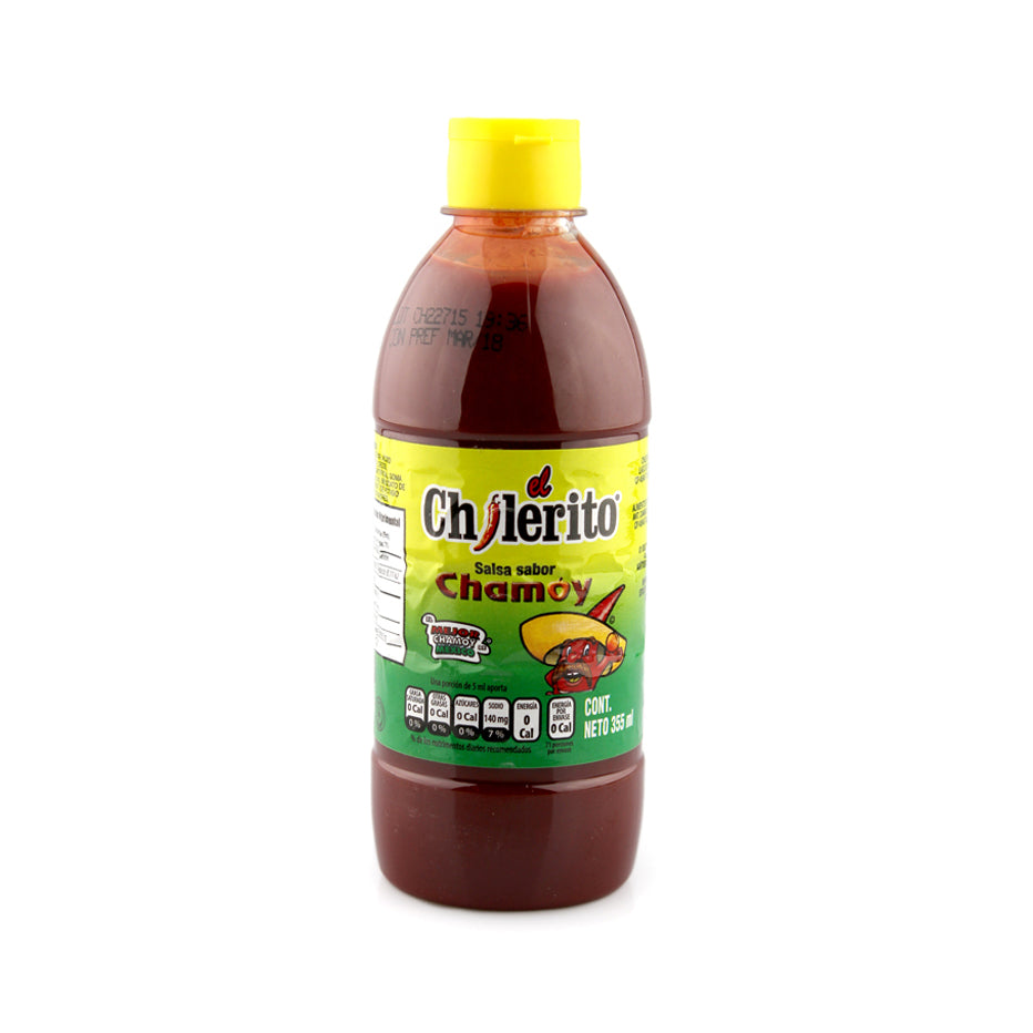 Chilerito Chamoy Sauce 355ml Small Bottle