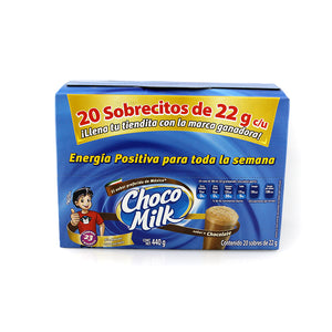 Choco Milk Instant Chocolate Flavoring Powder 20 Count