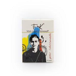 Frida Kahlo Playing Cards 54 Deck