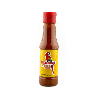 Guacamaya Hot Sauce 6oz Bottle