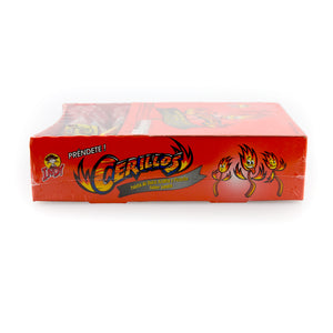 Indy Cerillos Tamarind Lollipop 20 Piece Box