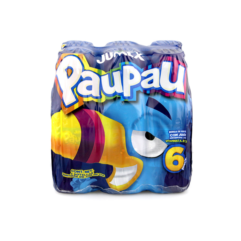 Jumex Pau Pau Six Juice Pack