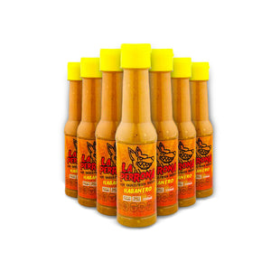 La Perrona Habanero Hot Sauce 5oz Bottle 12pk