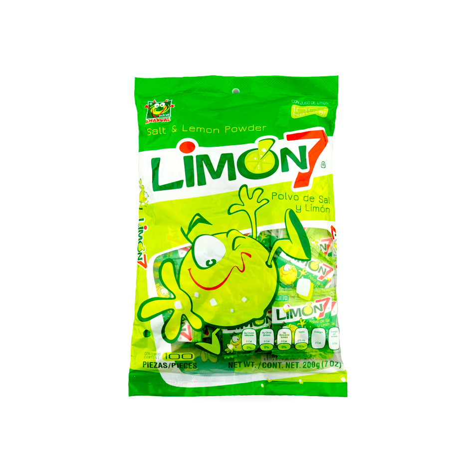 Anahuac Limon 7 Individual Packages 100 per bag