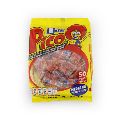 Pico Diana Mediano 50 Pieces per Bag