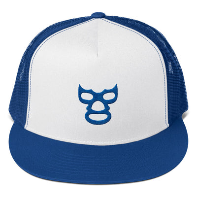 Blue Demon Trucker Cap