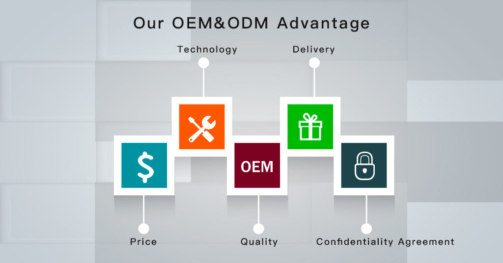 Professional OEM&ODM Services from EnlargeSecurity