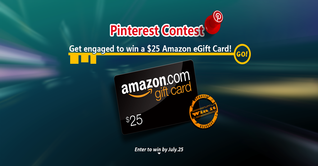 Participate in Pinterest Contest to Win Big Prize
