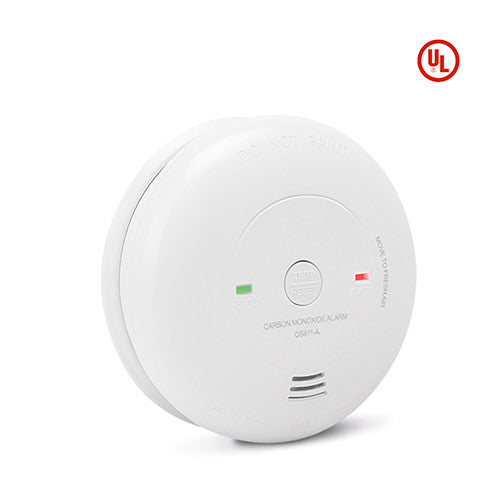Ardwolf Battery-Powered Carbon Monoxide Alarm with Figaro Sensor, UL Listed
