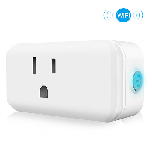 Ardwolf Mini Smart Plug, No Hub Required, Wi-Fi, Works with Alexa and Google Home, Remote Control Your Device