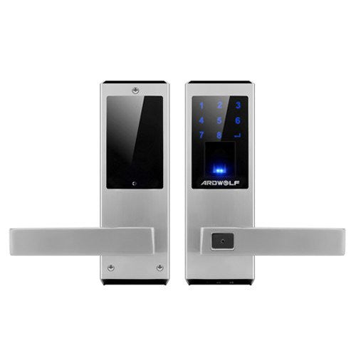 Ardwolf A20 Security High-sensitivity High-Recognition Rate Keyless Fingerprint Door Lock