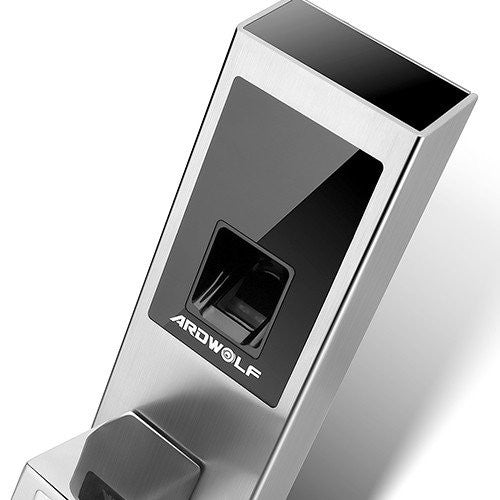 Ardwolf A20 Security High-sensitivity High-Recognition Rate Keyless Fingerprint Door Lock - ES Whosale