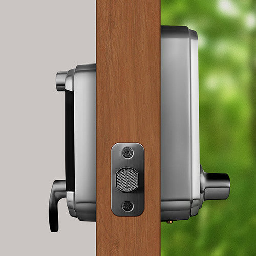 Scyan D5 Keyless Keypad Biometric Fingerprint Deadbolt Door Lock - ES Whosale
