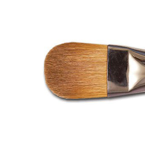 Raphael Brush No. 10 8722 Filbert Brush Red Sable Hair For Oil Fresco