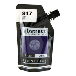 Sennelier Acrylic Color N121121 917 Purple Abstract 120Ml